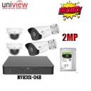 IP Camera UNV 2MP