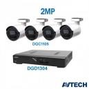 Avtech CCTV - 2.0MP