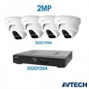 Paket Avtech 2.0MP